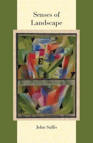Senses of Landscape - Comparative and Continental Philosophy (Hardback)