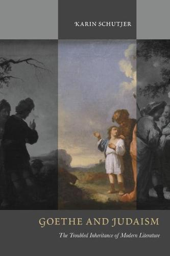 Goethe and Judaism: The Troubled Inheritance of Modern Literature (Hardback)