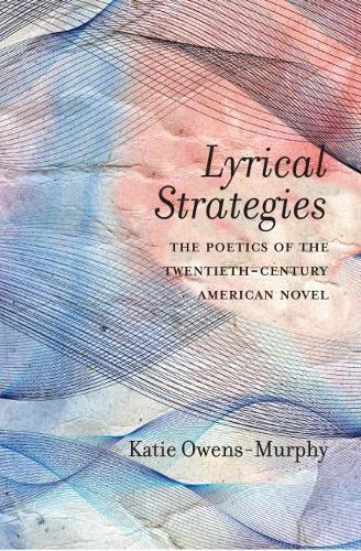 Lyrical Strategies: The Poetics of the Twentieth-Century American Novel (Paperback)