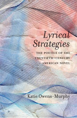 Lyrical Strategies: The Poetics of the Twentieth-Century American Novel (Hardback)