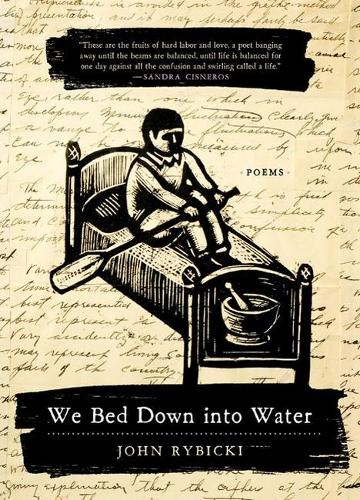 We Bed Down into Water: Poems - Triquarterly Books (Hardback)