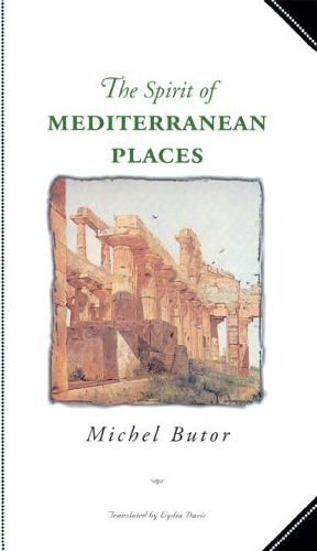 The Spirit of Mediterranean Places - Marlboro travel (Paperback)