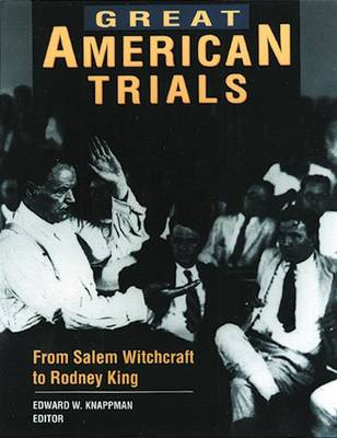 Great American Trials (Paperback)