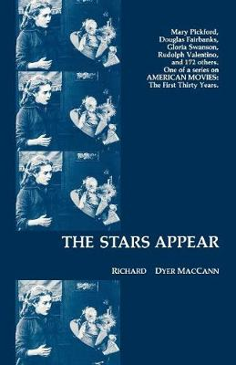 The Stars Appear - American Movies: The First Thirty Years 3 (Paperback)