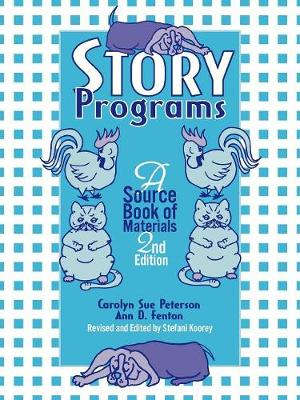 Story Programs: A Source Book of Materials - School Library Media Series 10 (Paperback)