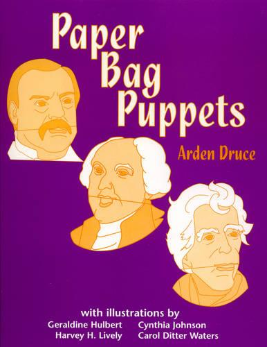 Paper Bag Puppets - School Library Media Series No. 15 (Paperback)