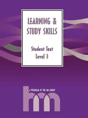 Level III: Student Text: hm Learning & Study Skills Program (Paperback)