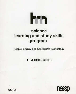 Science: Teacher's Guide: People, Energy, and Appropriate Technology (Paperback)