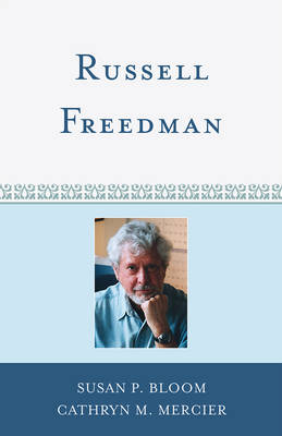 Russell Freedman - Studies in Young Adult Literature (Hardback)