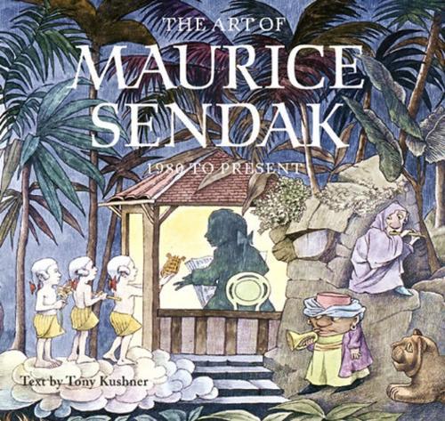 Art of Maurice Sendak (Hardback)