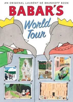 Babar\'s World Tour