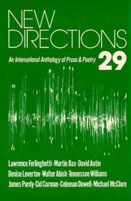 New Directions 29: An International Anthology of Prose & Poetry - New Directions in Prose and Poetry (Hardback)