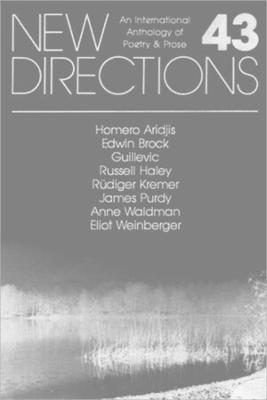 New Directions 43: An International Anthology of Prose and Poetry - New Directions in Prose and Poetry (Hardback)