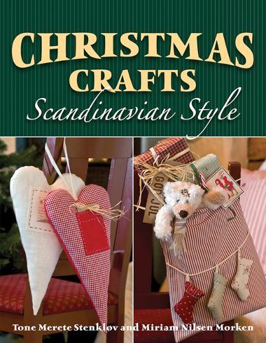 Christmas Crafts Scandinavian Style (Paperback)