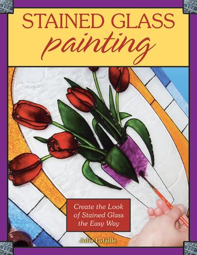 Stained Glass Painting (Paperback)