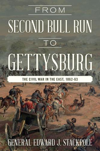 From Second Bull Run to Gettysburg: The Civil War in the East, 1862-63 (Paperback)