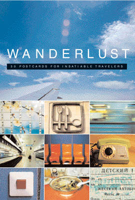Wanderlust 30 Postcards for Insatiable Travellers (Diary)