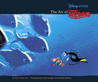 "The Art of ""Finding Nemo"" (Paperback)"