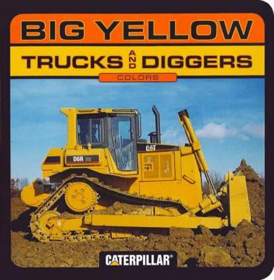 Big Yellow Trucks and Diggers (Board book)
