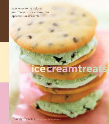 Ice Cream Treats (Hardback)