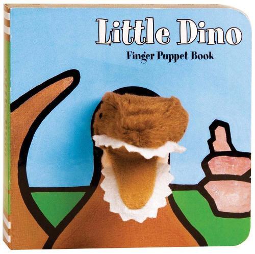 Little Dino: Finger Puppet Book (Board book)