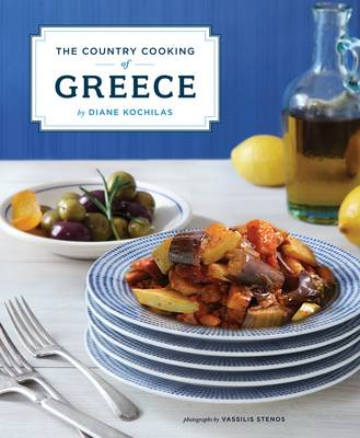 Country Cooking of Greece (Hardback)