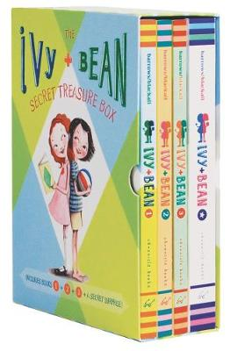Secret Treasure Box - Ivy & Bean