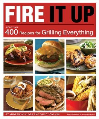 Fire It Up: 400 Recipes for Grilling Everything (Paperback)