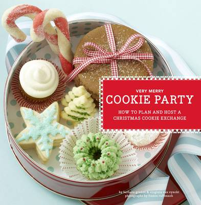 Very Merry Cookie Party (Paperback)