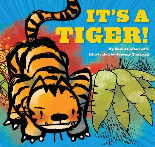 its a Tiger! (Hardback)