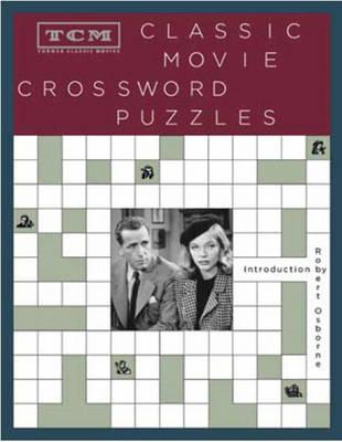 Tcm Classic Movie Crosswords Puzzles (Paperback)