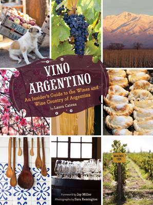 Vino Argentino: An Insider's Guide to the Wines and Wine Country of Argentina (Hardback)