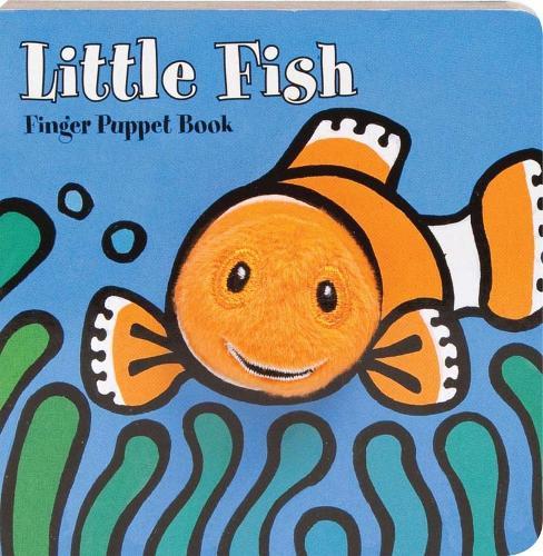Little Fish: Finger Puppet Book (Board book)