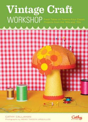 Vintage Craft Workshop (Paperback)