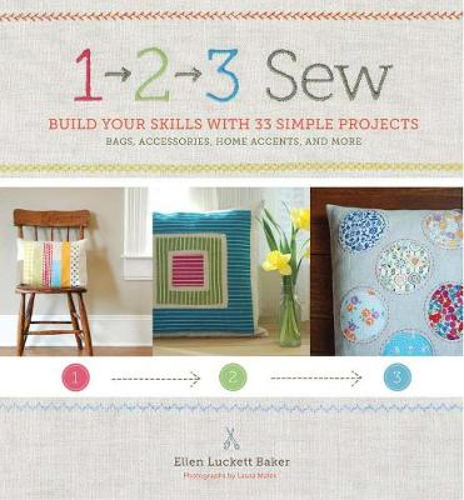 1,2,3 Sew (Paperback)