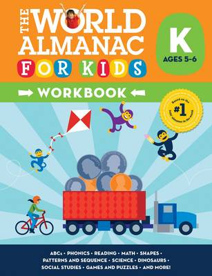World Almanac Workbook: Pre-K (Paperback)