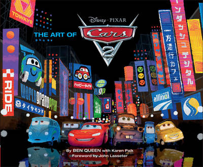 Art of Cars 2 (Hardback)