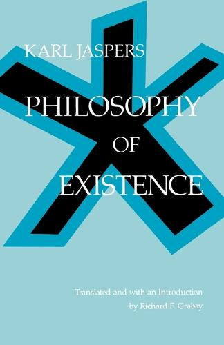 Philosophy of Existence (Paperback)