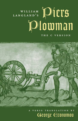"""William Langland's """"Piers Plowman"""": The C Version - The Middle Ages Series (Paperback)"""