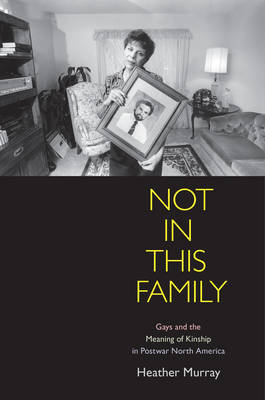 Not in This Family: Gays and the Meaning of Kinship in Postwar North America - Politics and Culture in Modern America (Paperback)