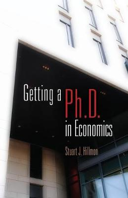 Getting a PhD in Economics (Paperback)