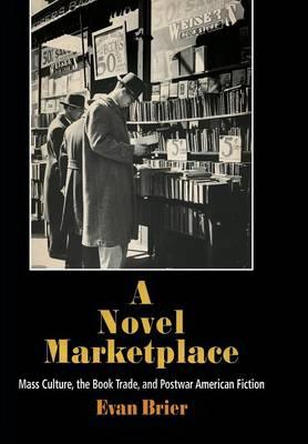 A Novel Marketplace: Mass Culture, the Book Trade, and Postwar American Fiction (Hardback)