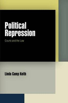 Political Repression: Courts and the Law - Pennsylvania Studies in Human Rights (Hardback)