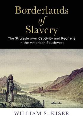 Borderlands of Slavery: The Struggle over Captivity and Peonage in the American Southwest - America in the Nineteenth Century (Hardback)
