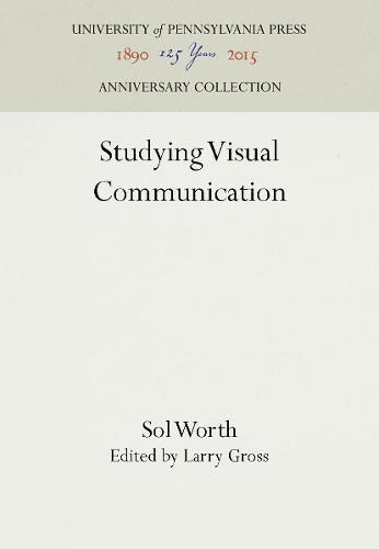 Studying Visual Communication (Hardback)