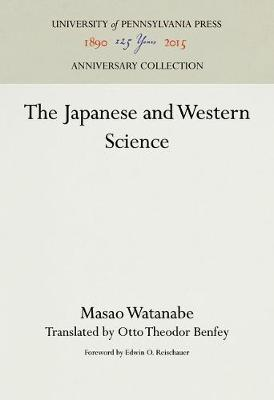 The Japanese and Western Science (Hardback)