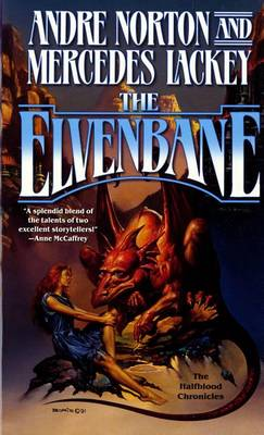 The Elvenbane (Paperback)