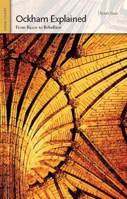 Ockham Explained - Ideas Explained (Paperback)