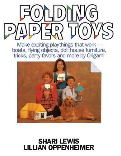 Folding Paper Toys (Paperback)