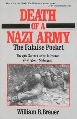 Death of a Nazi Army (Hardback)